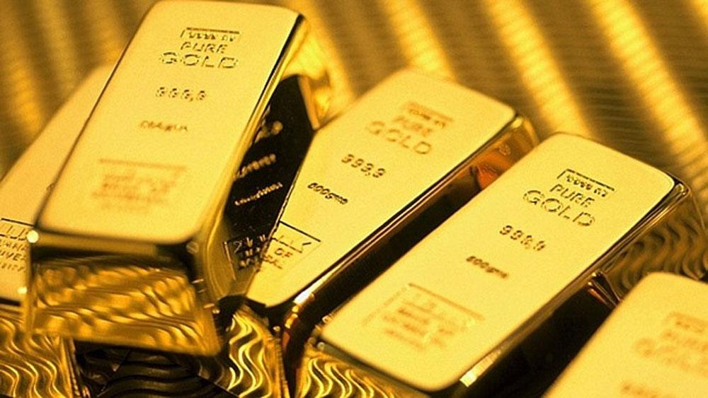 Giá vàng, tăng nhẹ, tiến sát , mốc 47 triệu đồng/lượng