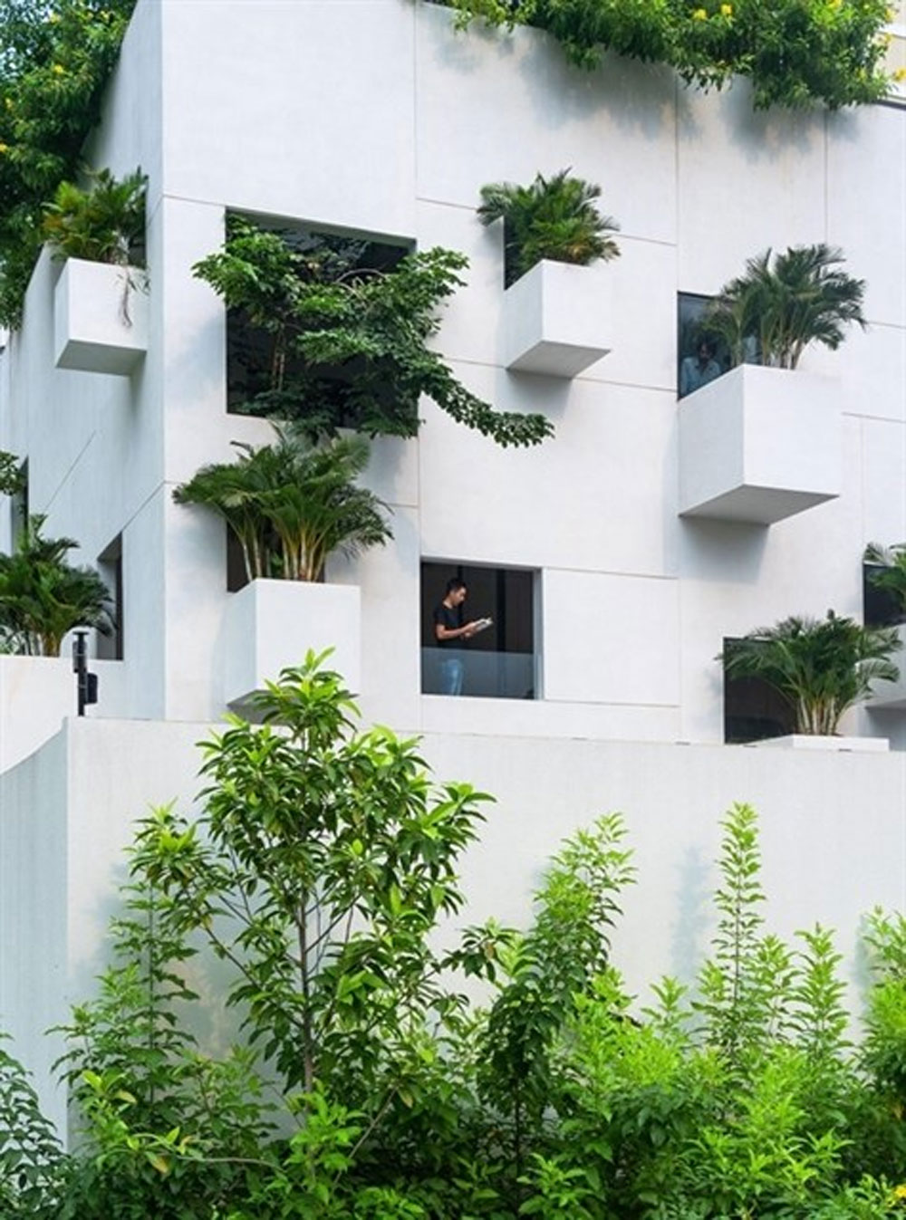 Architecture Community Awards, Sky House, architect Nguyen Hoang Manh, Realised Award, outstanding works