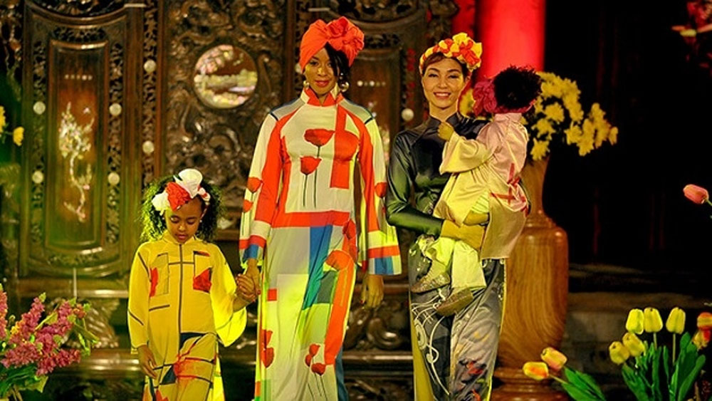 Cultural diplomacy promotes Vietnamese identity