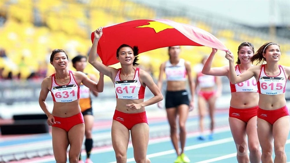 SEA Games 31, Vietnam, all Olympic disciplines, Southeast Asian Games, Olympic sports, preparatory work,  traditional and strength sports