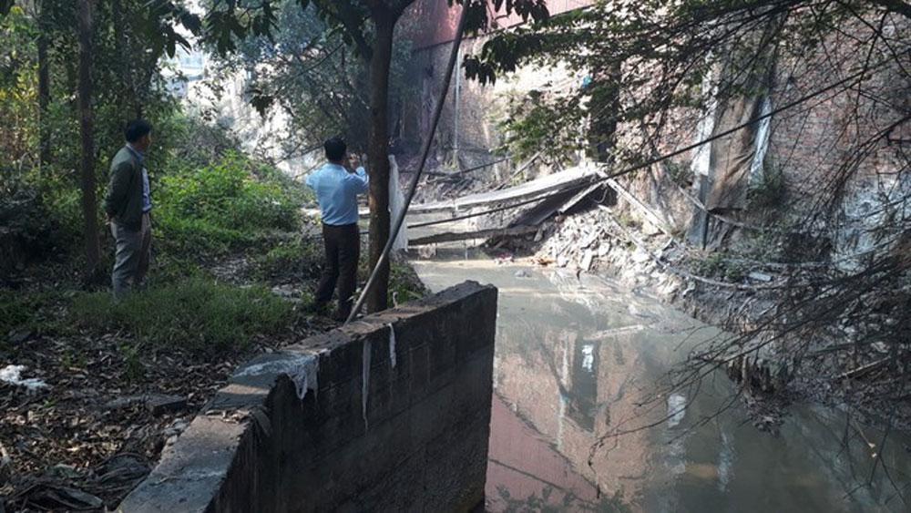 Chủ tịch tỉnh Bắc Ninh, chỉ đạo, giải quyết, ô nhiễm sông Cầu