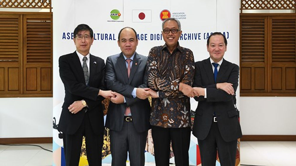 ASEAN launches Cultural Heritage Digital Archive Website