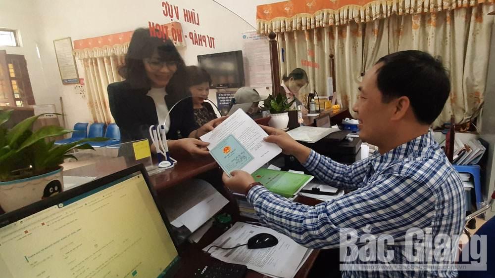 Luật Cư trú (sửa đổi), bỏ sổ hộ khẩu giấy, sổ tạm trú, Bắc Giang, Bộ Công an