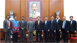 India expected to become alternative supplier of textile materials for Hanoi