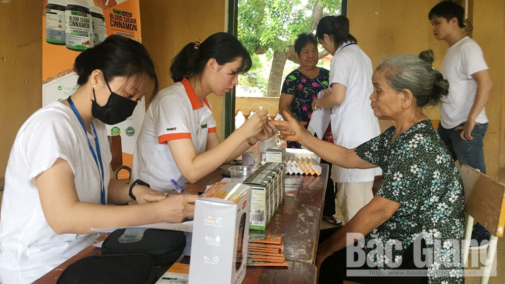 Bac Giang completes making personal health record: Timely and effectively control and cure patients