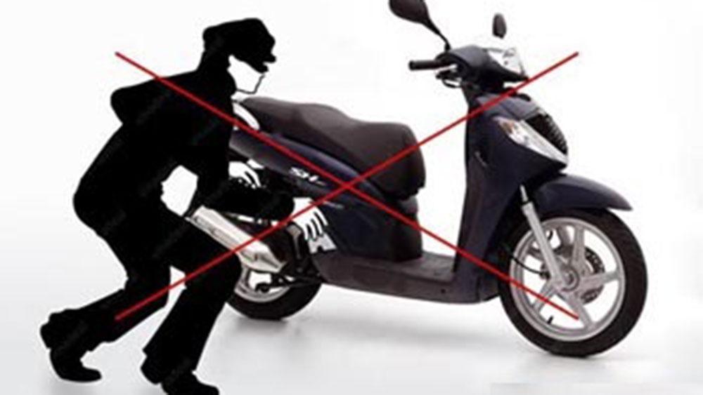 Nam thanh niên ngồi tù 20 tháng vì trộm xe máy của bạn