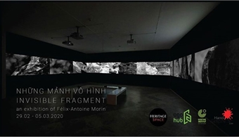 Canadian artist's audio-visual installation to enthral Hanoi audience