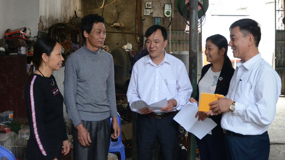 Thực hiện, nhiệm vụ trọng tâm, huyện Việt yên, Chọn đúng việc, giao rõ người