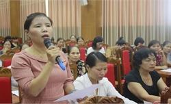 Hội Liên hiệp Phụ nữ các cấp Bắc Giang: Đổi mới nội dung hoạt động, thu hút hội viên
