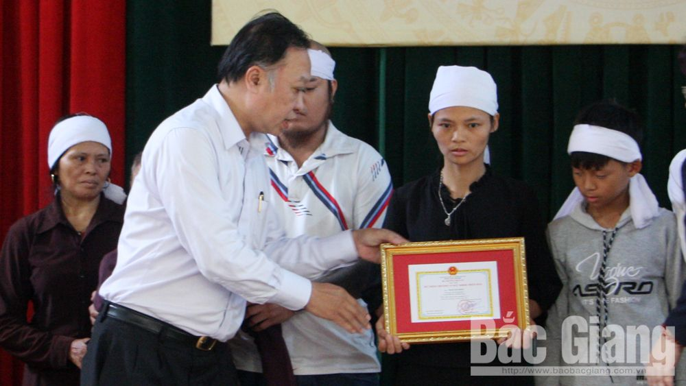 Bac Giang calls for humanity tissue and organ donation