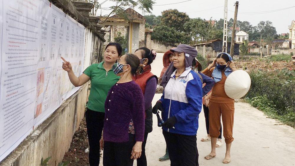 Chị Nguyễn Thị Hồng Hạnh:  Cán bộ hội nhiệt tình, trách nhiệm