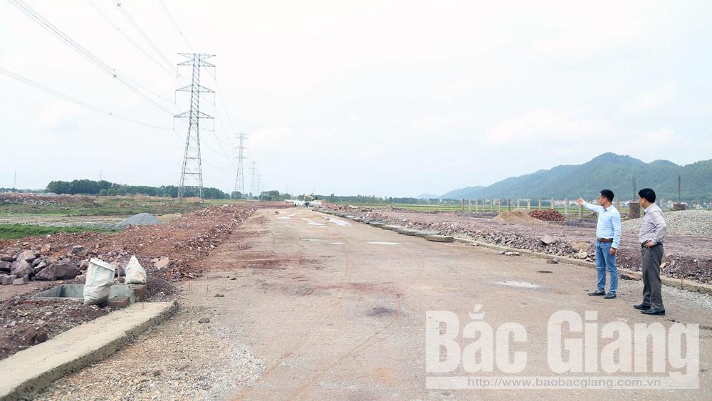 Yên Dũng: Đẩy nhanh tiến độ giải phóng mặt bằng các cụm công nghiệp trên địa bàn