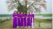 Bac Giang's women shine bright in Vietnam ao dai week