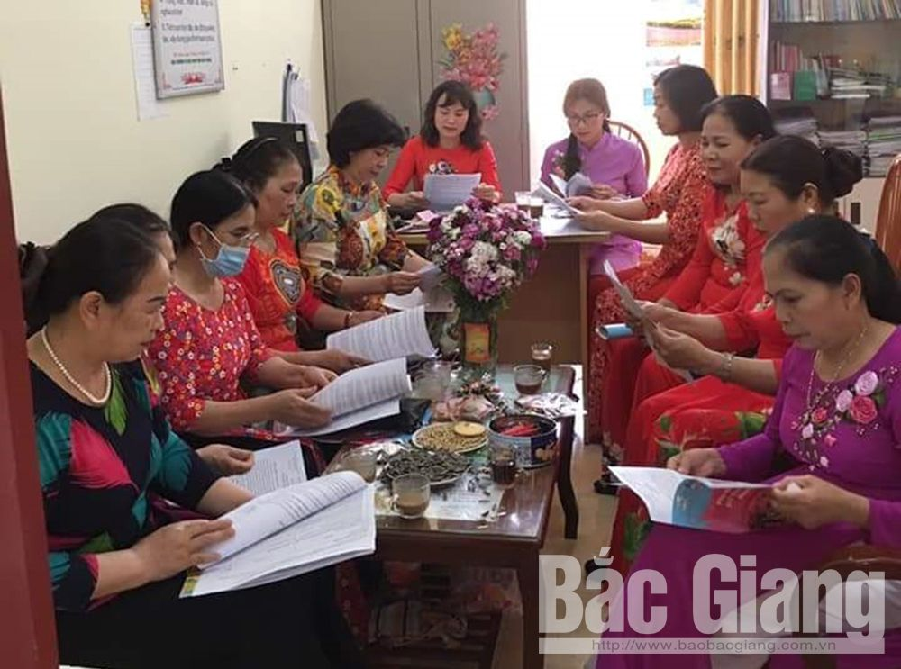 Bac Giang's women, shine bright, Vietnam ao dai week, Bac Giang province, traditional long dress, female officers