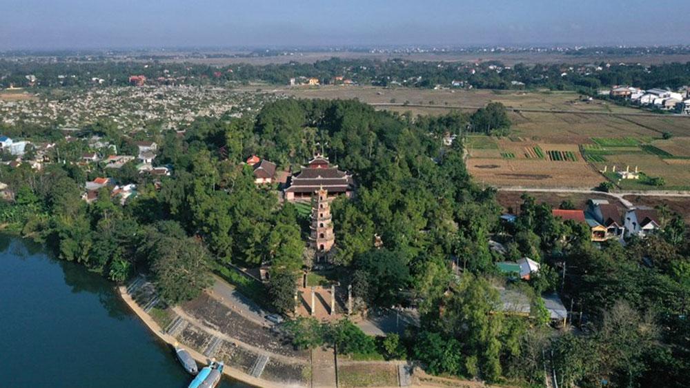 Thiên Mụ - ngôi chùa cổ nhất ở xứ Huế