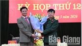 Đồng chí La Văn Nam được bầu giữ chức Chủ tịch UBND huyện Lục Ngạn, nhiệm kỳ 2016-2021