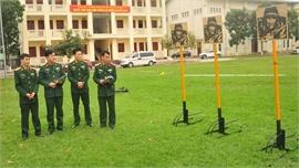 Bắc Giang: Ứng dụng sáng kiến,  nâng hiệu quả huấn luyện