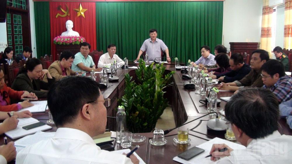 Huyện Yên Thế yêu cầu người dân thực hiện nghiêm khai báo y tế tự nguyện