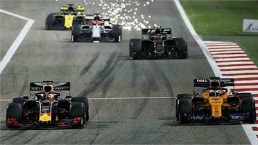 Grand Prix Bahrain cấm khán giả