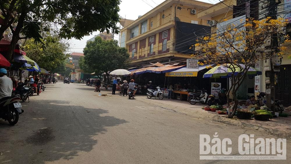 TP Bắc Giang tăng cường lực lượng duy trì trật tự đô thị