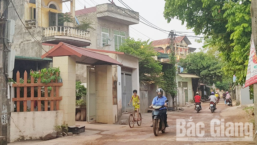 Bắc Giang: 32 hộ dân khu Đồi Cút, xã Xuân Hương (Lạng Giang) đã có sổ đỏ