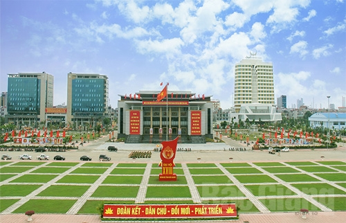 Bắc Giang: 3 đợt cao điểm tuyên truyền về đại hội đảng