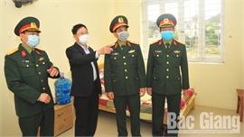 Thiếu tướng Lê Anh Tuấn, Phó Tư lệnh Quân khu 1: Cách ly dịch, không cách ly xã hội