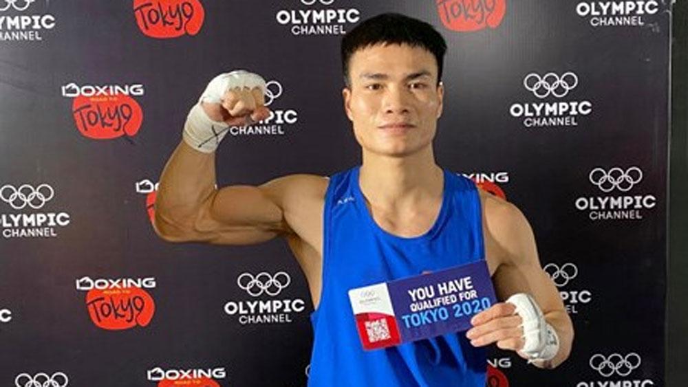 Vietnamese boxer, Tokyo Olympics berth, Boxer Nguyen Van Duong, Southeast Asian Games, high hope, Vietnamese Olympic qualifiers