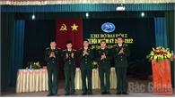 Chi bộ Đại đội 2, Cục Kỹ thuật (Quân đoàn 2) tổ chức đại hội điểm