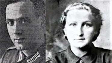 Mối tình thời chiến của nữ du kích Xô viết và viên sĩ quan Đức Quốc xã