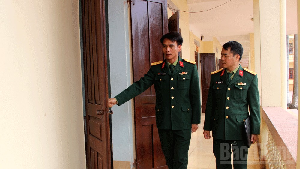 Lang Giang district, Bac Giang province, isolated cases, Covid – 19 prevention and control, Military Command,  suspected cases