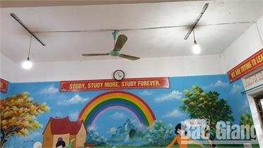 Hỗ trợ tiết kiệm điện tại trường học và cơ quan nhà nước