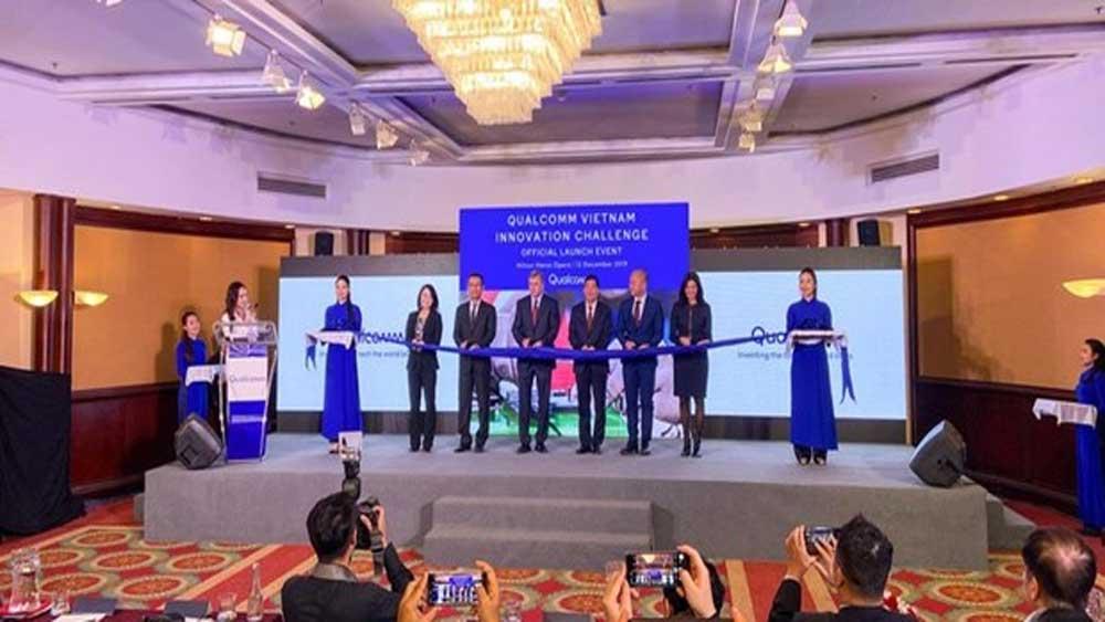 Qualcomm Vietnam Innovation Challenge, technology innovations, acute respiratory disease, artificial intelligence, smart cities