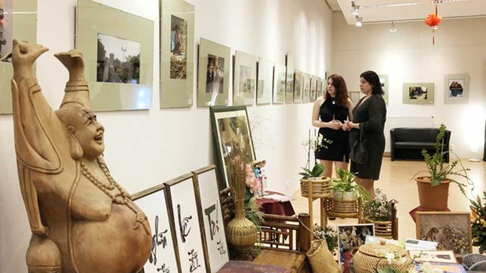 Vietnam's images, Hungary exhibition, photo exhibition, beauty of Vietnamese landscapes, people and cultural identity