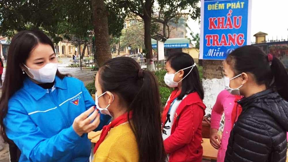 Bắc Giang: Học sinh mầm non, tiểu học, THCS tiếp tục nghỉ học đến khi có thông báo mới