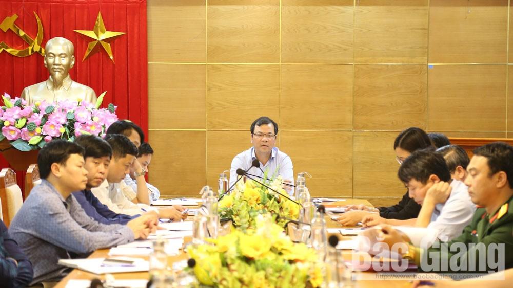 Yên Dũng: Phấn đấu hoàn thành đại hội đảng bộ cấp cơ sở trong tháng 4/2020