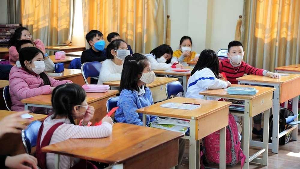 63 tỉnh, thành phố cho học sinh nghỉ học