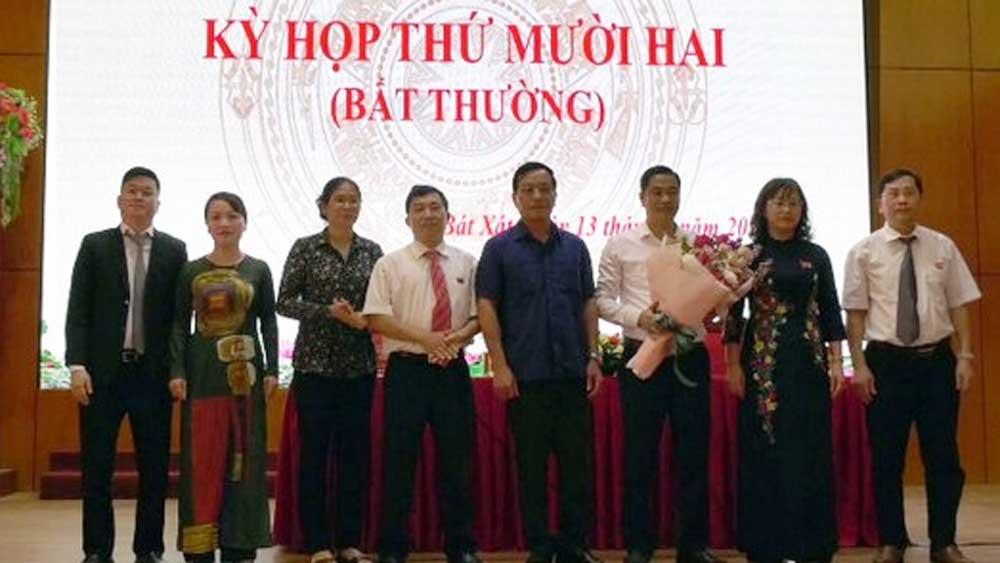 bổ nhiệm cán bộ, Chủ tịch huyện Bát Xát Lào Cai, Cục trưởng Cục Thuế tỉnh Lào Cai