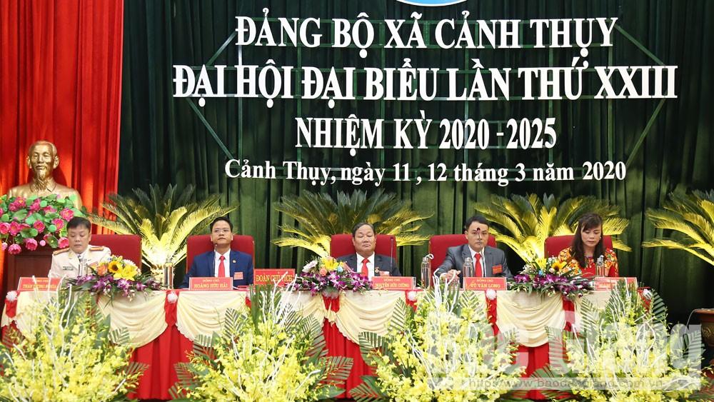 Yên Dũng (Bắc Giang): Tích cực chuẩn bị cho đại hội Đảng các cấp