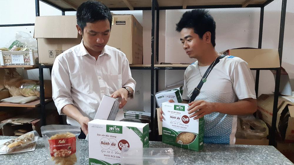 Thực hiện Chương trình mỗi xã một sản phẩm ở Việt Yên: Ưu tiên sản phẩm mới