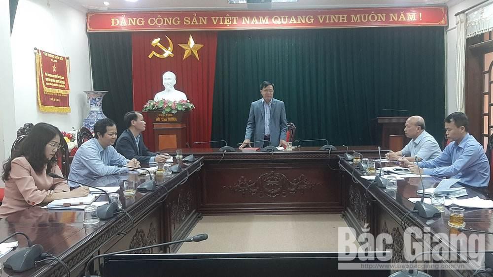 Bắc Giang tiếp tục đẩy mạnh công tác phòng, chống tham nhũng, lãng phí