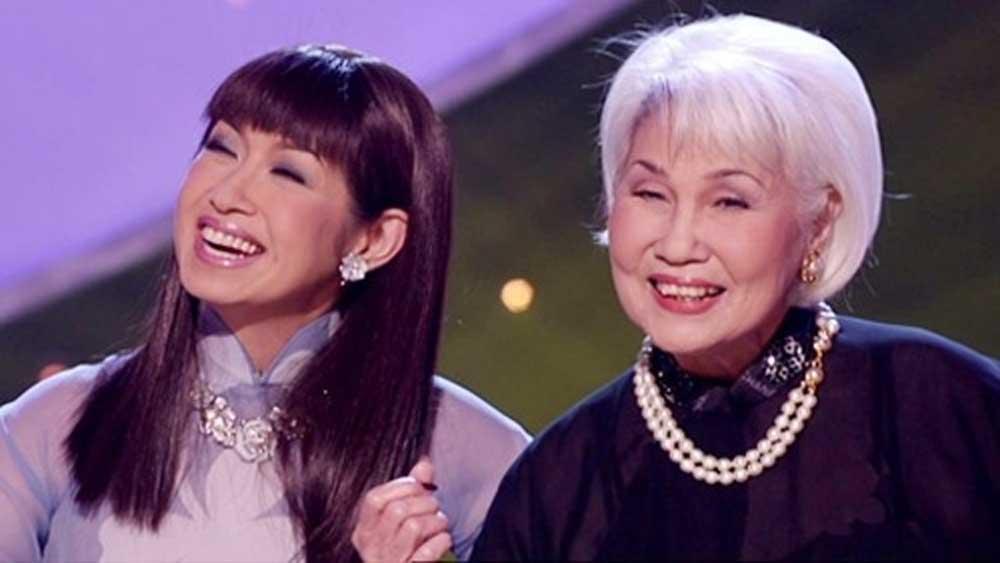 Danh ca, Thái Thanh, qua đời ở tuổi 86, giọng hát vượt thời gian, diva đầu tiên, làng nhạc Việt