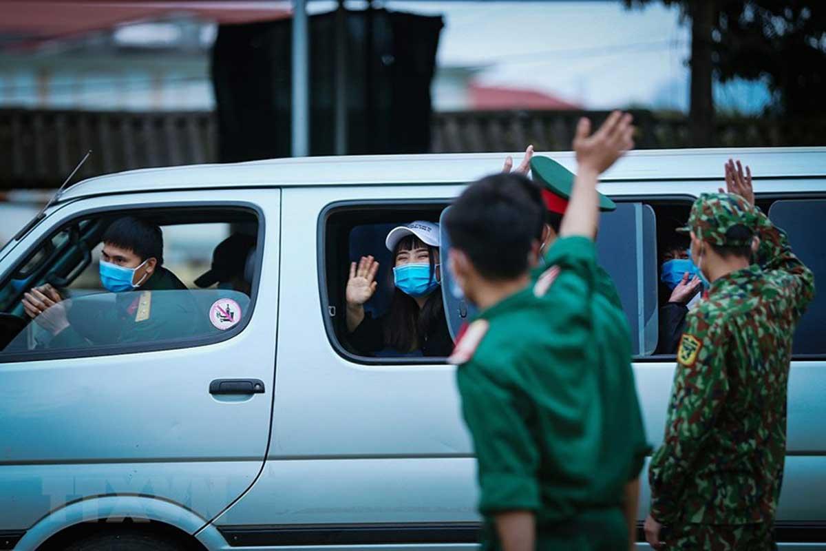 COVID-19, SARS-CoV-2, cách ly y tế bắt buộc, hành khách đến từ các nước ASEAN, Ca nhiễm thứ 66, Ca nhiễm thứ 67, BN67