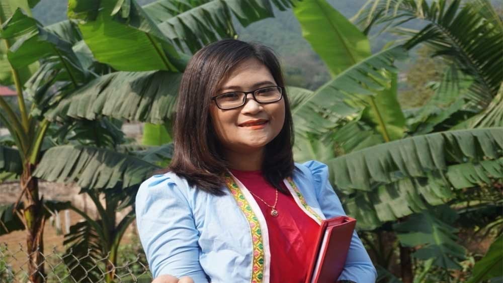 Cô giáo 9X, người Mường, tốp 50, giáo viên toàn cầu 2020, trả món nợ ân tình, đóng góp đặc biệt xuất sắc, sự nghiệp giáo dục, cô giáo Hà Ánh Phượng
