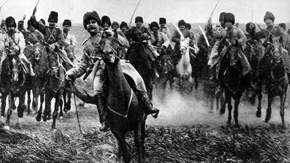 Lực lượng Cozak (Nga) chiến đấu cho 2 phe trong Thế chiến 2 ra sao?