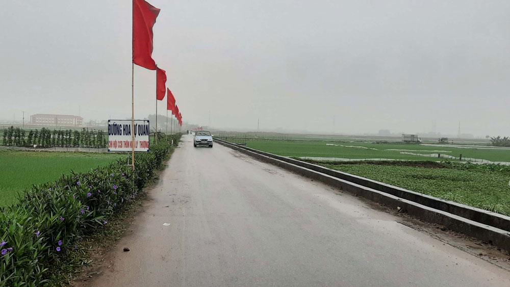 Việt Yên: Sạch ngõ, đẹp làng nhờ cựu chiến binh