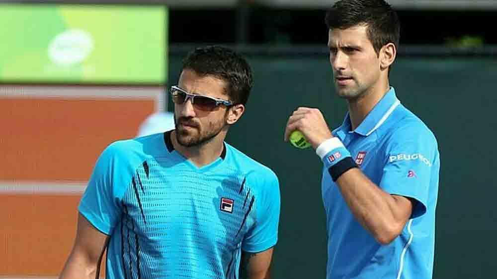 Tipsarevic, Djokovic, ATP