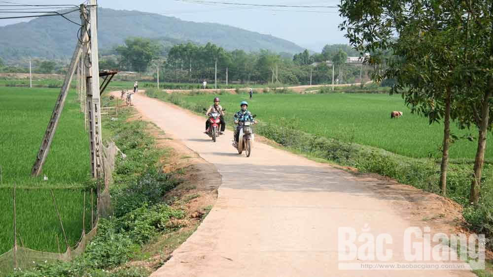 giảm nghèo, hộ nghèo, Bắc Giang