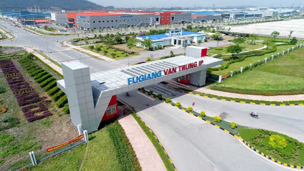 Bac Giang attracts many domestic investment projects