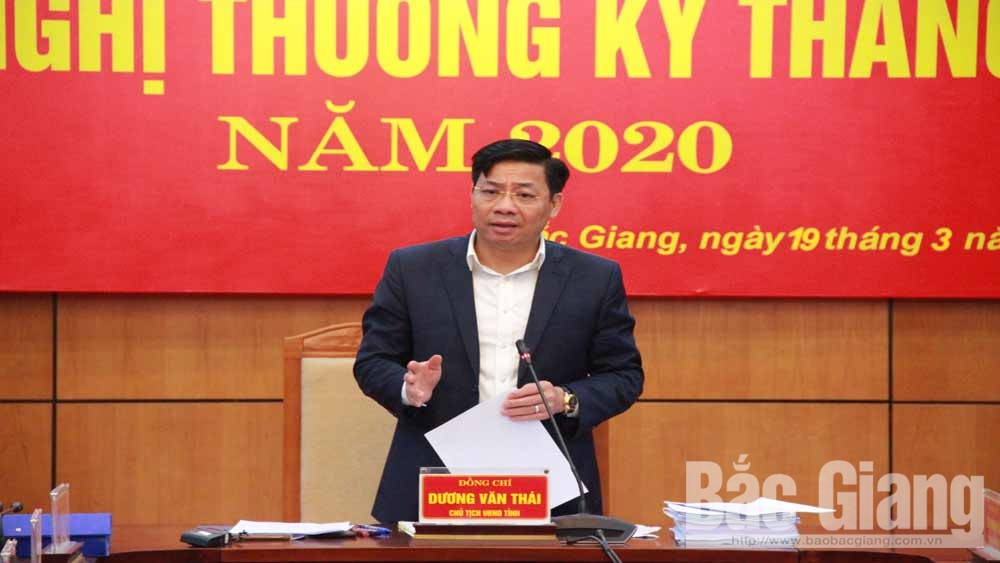 PPC Chairman Duong Van Thai urges to boost production, remove enterprises' obstacles